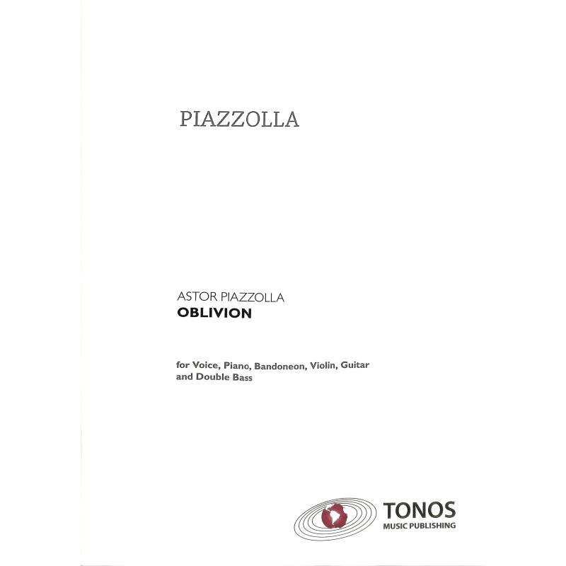 Titelbild für TONOS 70002-015-00 - OBLIVION