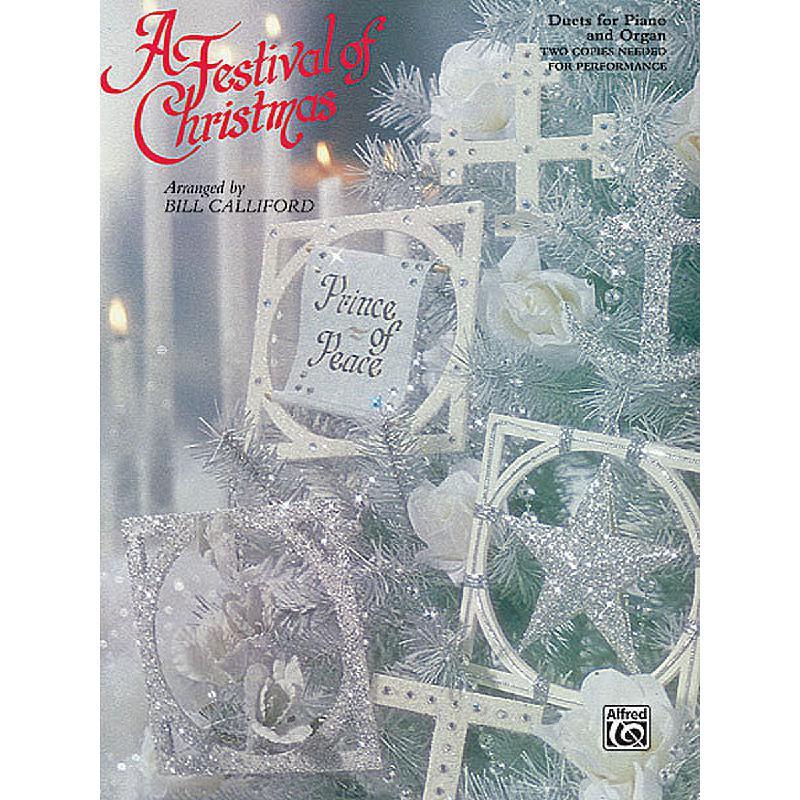 Titelbild für EL 03299 - A FESTIVAL OF CHRISTMAS