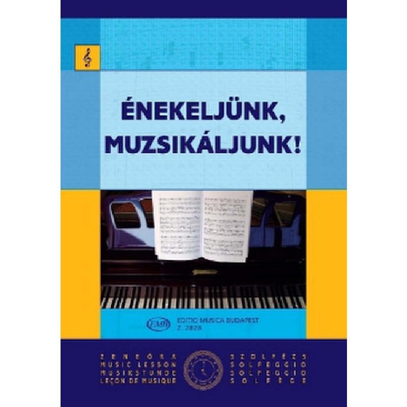 Titelbild für EMB 2828 - ENEKELJUENK MUZSIKALJUNK