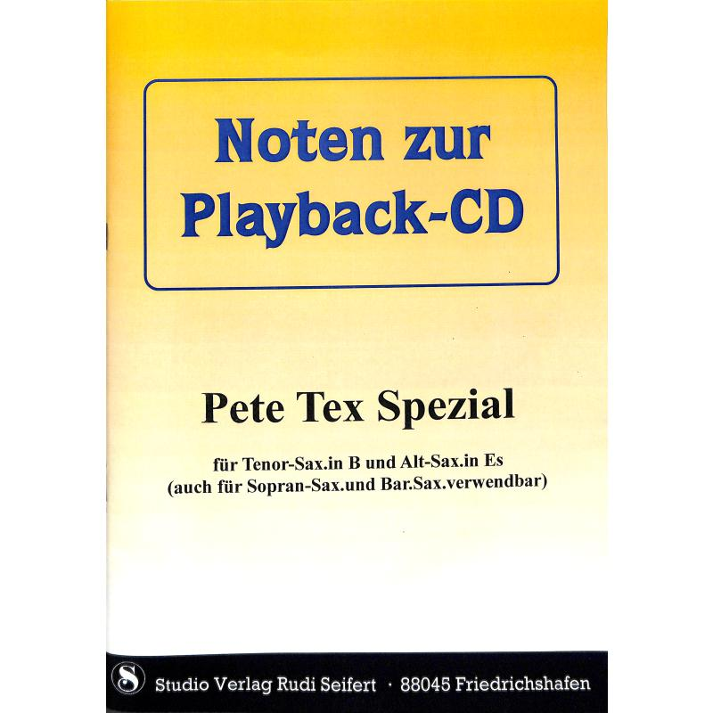 Titelbild für SEIF 03015061 - PETE TEX SPEZIAL