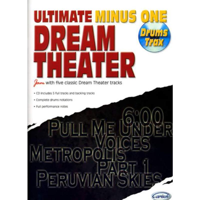 Titelbild für ML 2724 - ULTIMATE MINUS ONE - DRUM TRAX