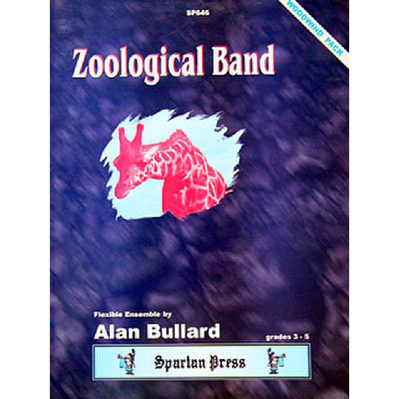 Titelbild für SPARTAN 646 - ZOOLOGICAL BAND