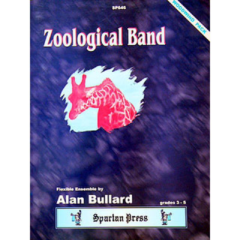 Titelbild für SPARTAN 646 - ZOOLOGICAL BAND