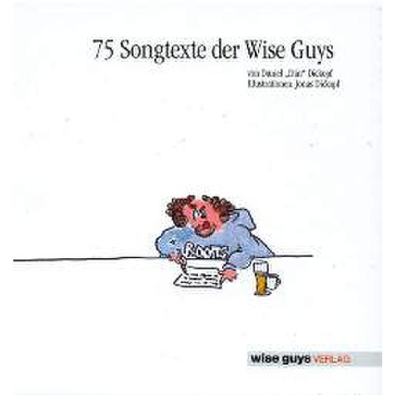 Titelbild für ENTCHEN 109 - 75 SONGTEXTE DER WISE GUYS