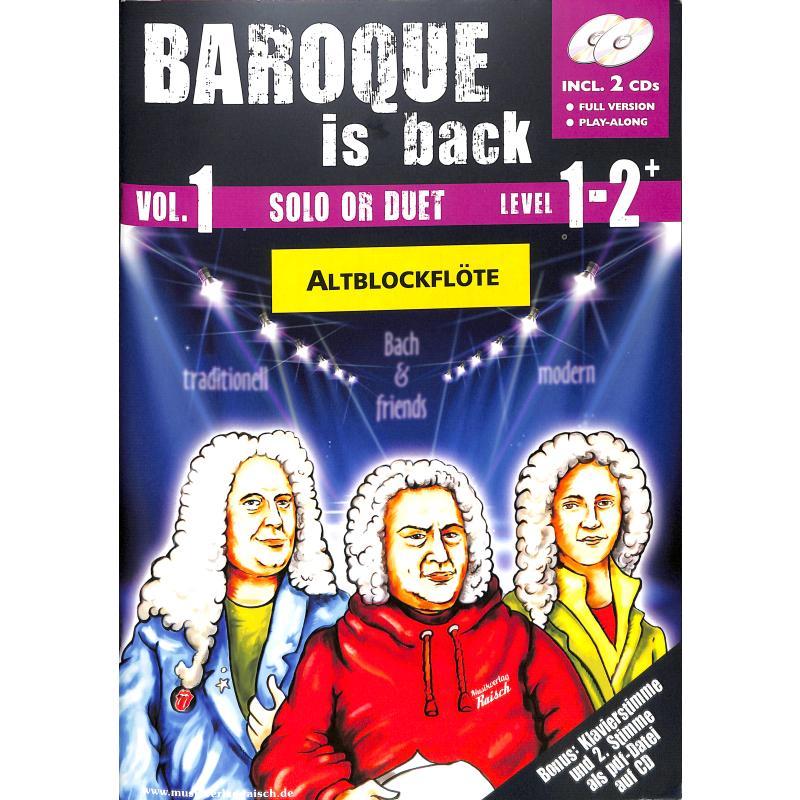 Produktinformationen zu BAROQUE IS BACK 1 RAISCH 1013