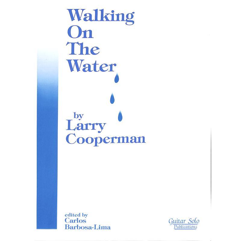 Titelbild für GSP 021 - WALKING ON THE WATER