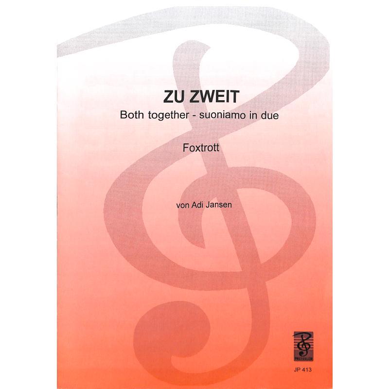 Titelbild für JP 413 - ZU ZWEIT