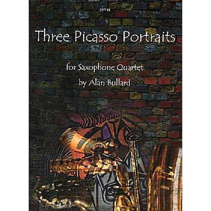 Titelbild für SPARTAN 741 - 3 PICASSO PORTRAITS
