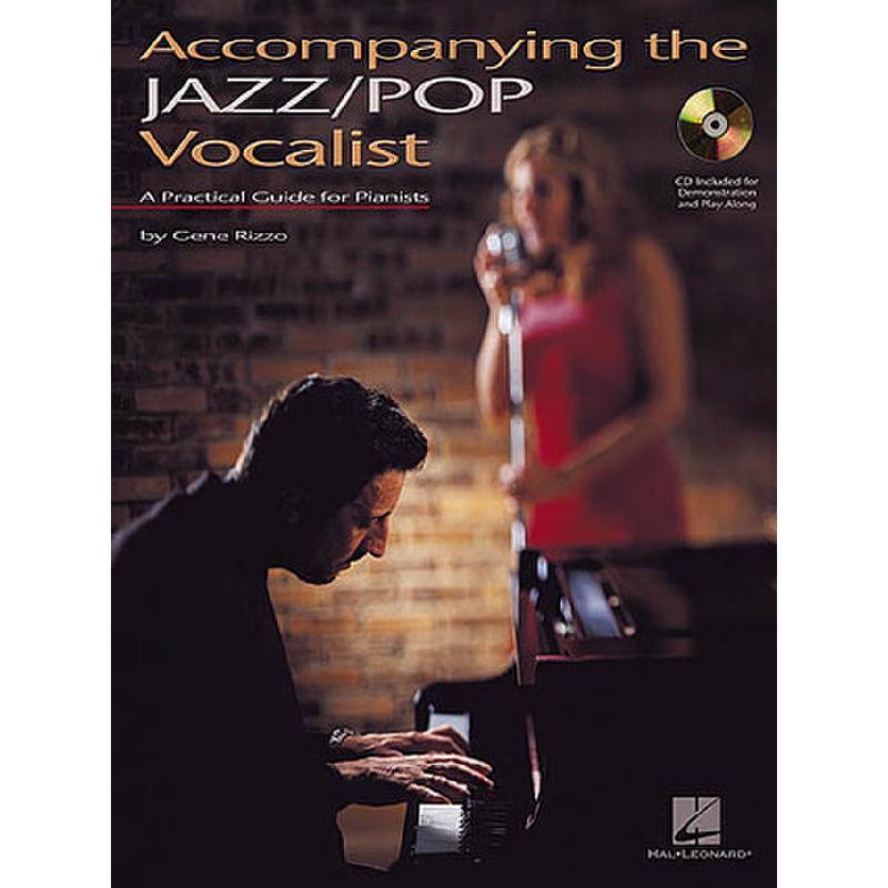 Titelbild für HL 290527 - ACCOMPANYING THE JAZZ / POP VOCALIST