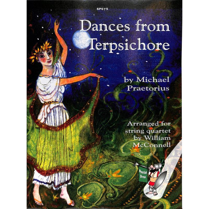 Titelbild für SPARTAN 675 - DANCES FROM TERPSICHORE