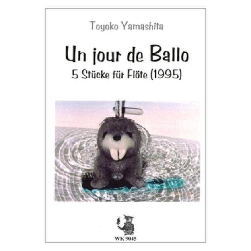 Titelbild für WK 9045 - UN JOUR DE BALLO (1995)