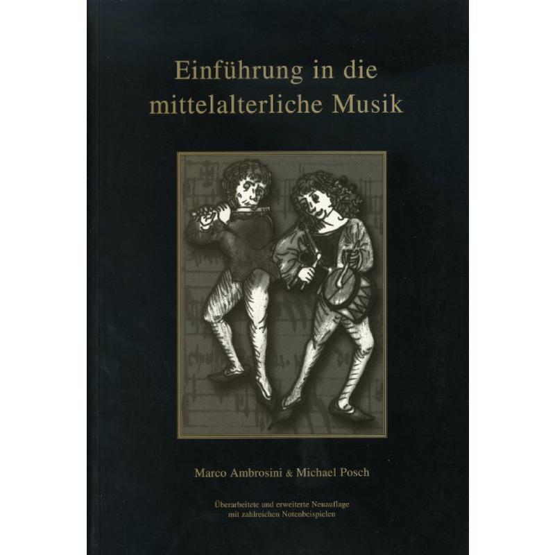 Titelbild für ISBN 3-927240-13-3 - EINFUEHRUNG IN DIE MITTELALTERLICHE MUSIK