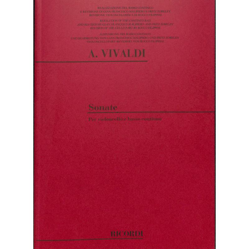 Titelbild für NR 134488 - SONATEN F 14/1-9