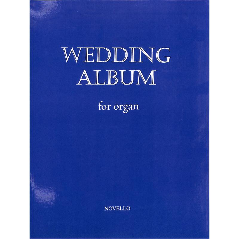 Titelbild für MSNOV 10123 - WEDDING ALBUM