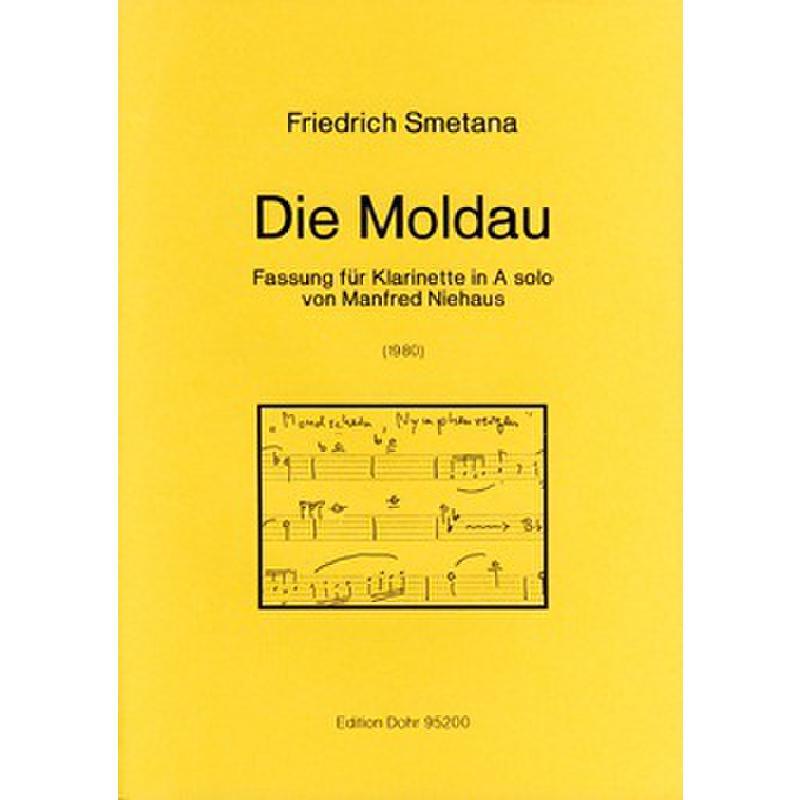 Titelbild für DOHR 95200 - DIE MOLDAU
