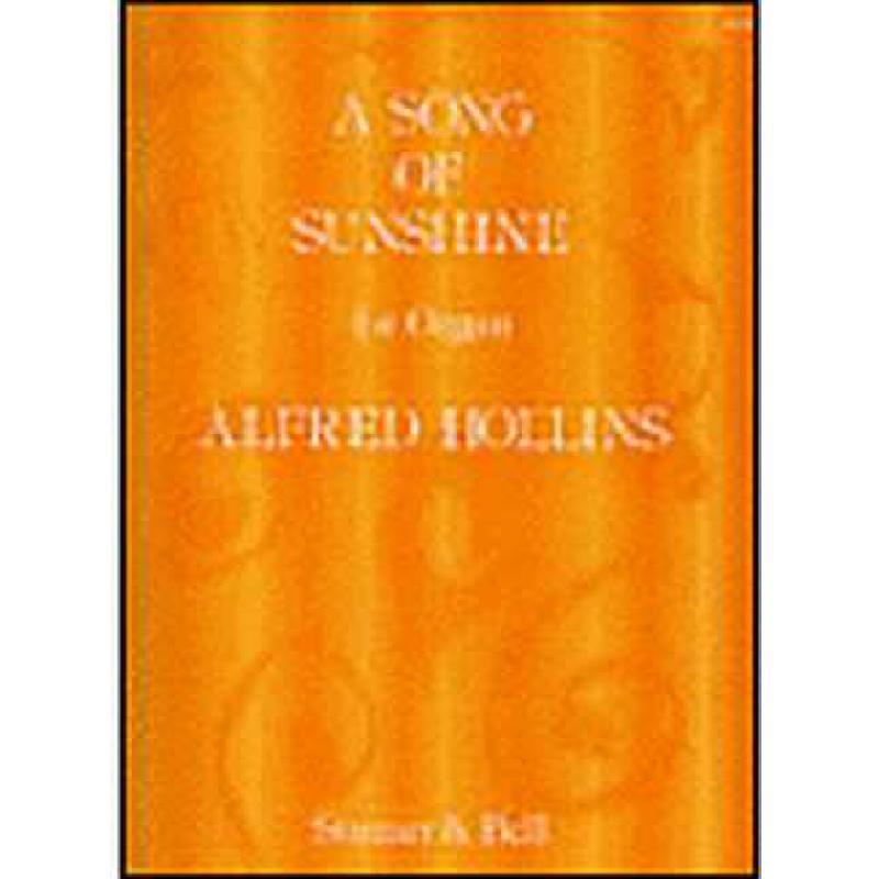 Titelbild für STAINER -H300 - A SONG OF SUNSHINE