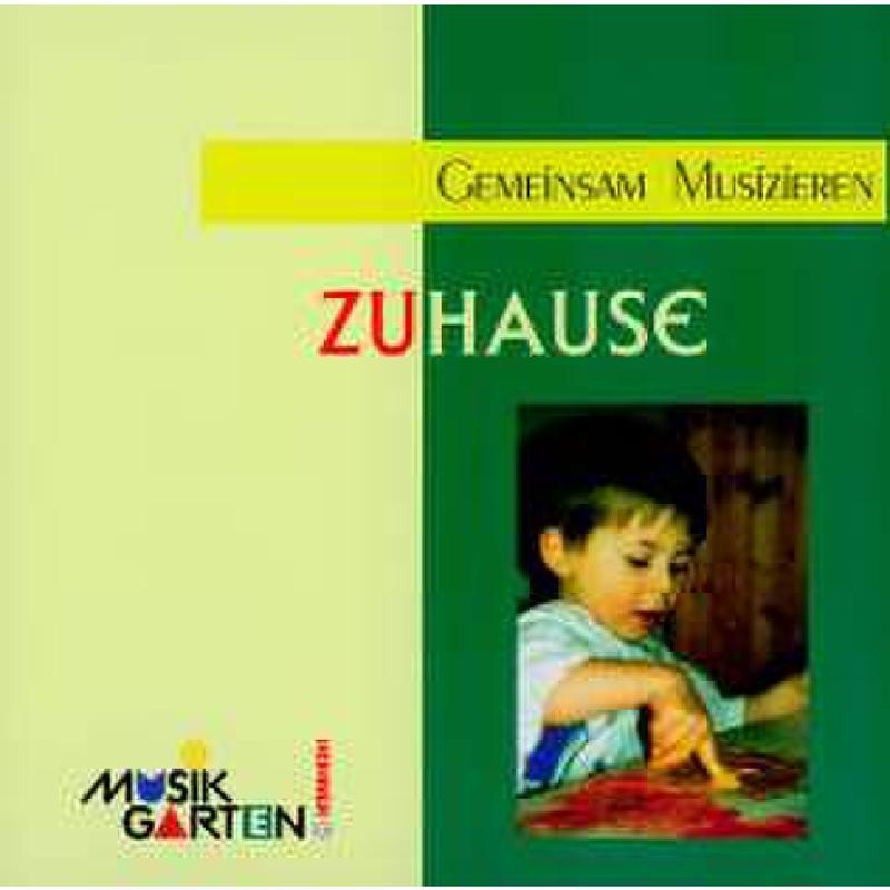 Titelbild für MHV 8099458 - ZUHAUSE - LIEDERBUCH