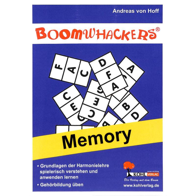 Titelbild für KOHL 10872 - BOOMWHACKERS
