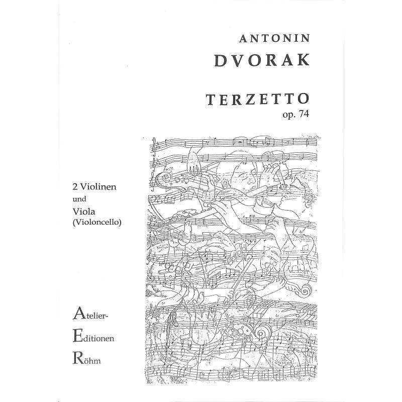 Titelbild für AER 142 - TERZETT OP 74