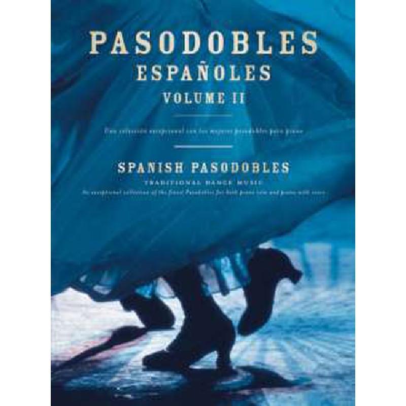 Titelbild für UMP 27929 - PASODOBLES ESPANOLES 2