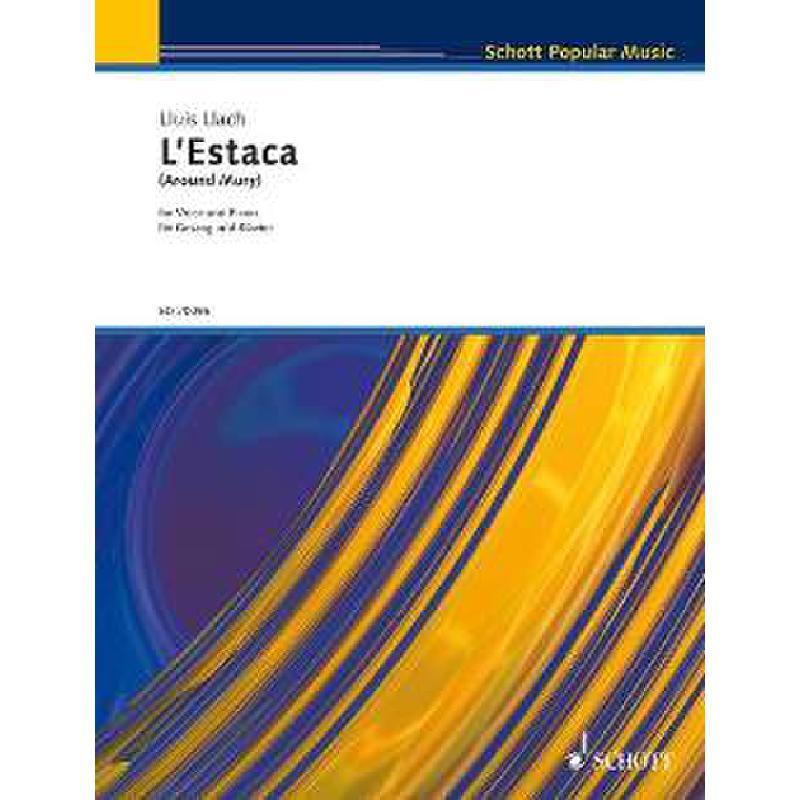 Titelbild für ED 20096 - L'ESTACA (AROUND MURY)