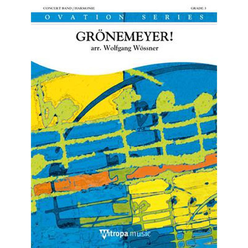 Titelbild für HASKE 1539-P - GROENEMEYER MEDLEY