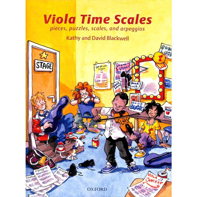 Titelbild für 978-0-19-338591-7 - Viola time scales