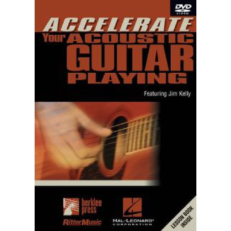 Titelbild für HL 320586 - ACCELERATE YOUR ACOUSTIC GUITAR PLAYING