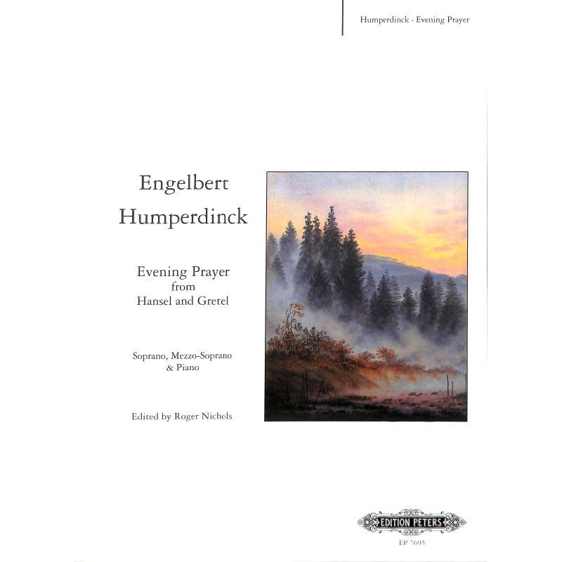 Titelbild für EP 7695 - ABENDSEGEN (HAENSEL + GRETEL)