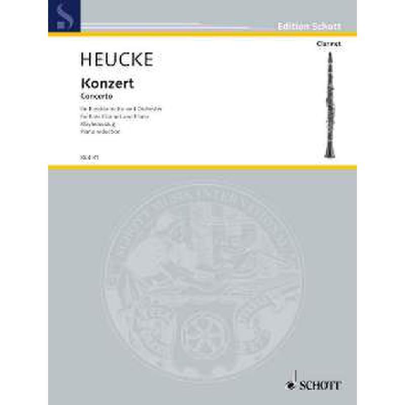 Titelbild für KLB 81 - KONZERT - BASS-KLAR ORCH