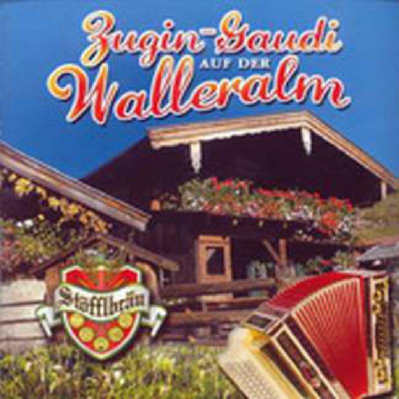 Titelbild für KOCH -EC9012 - ZUGIN GAUDI AUF DER WALLERALM