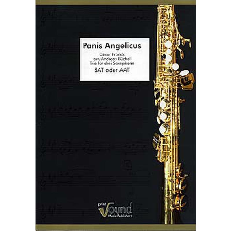Titelbild für PRINTSOUND 1014 - PANIS ANGELICUS