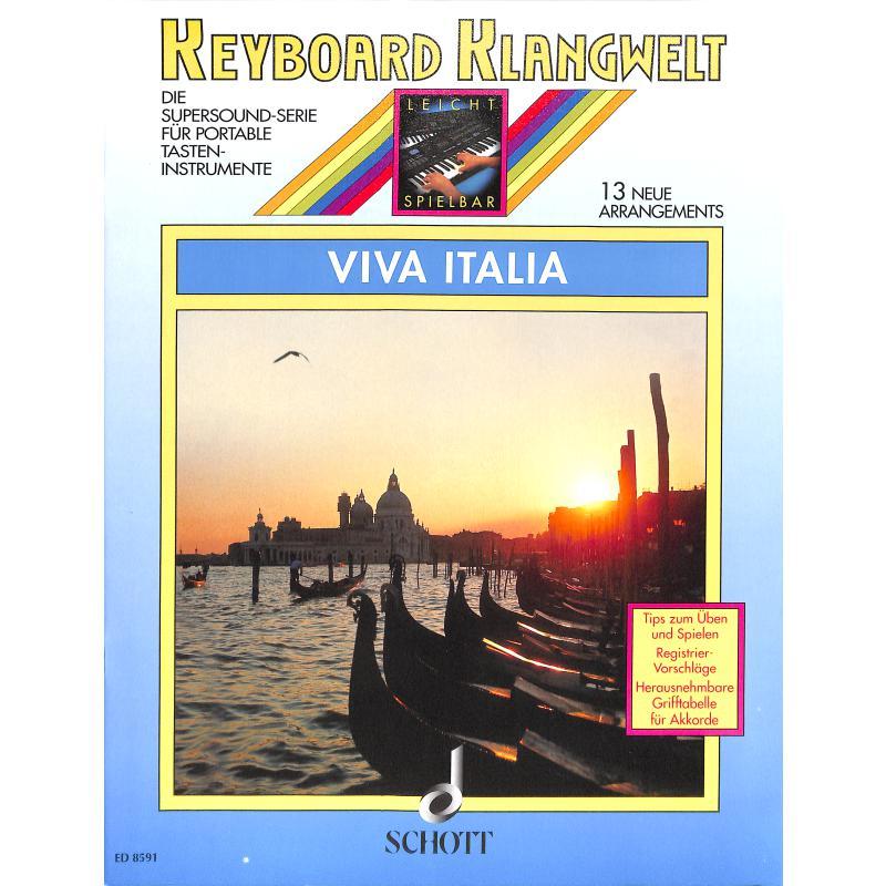 Titelbild für ED 8591 - VIVA ITALIA