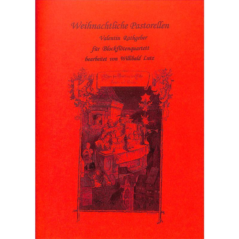 Titelbild für WLUTZ 14 - WEIHNACHTLICHE PASTORELLEN
