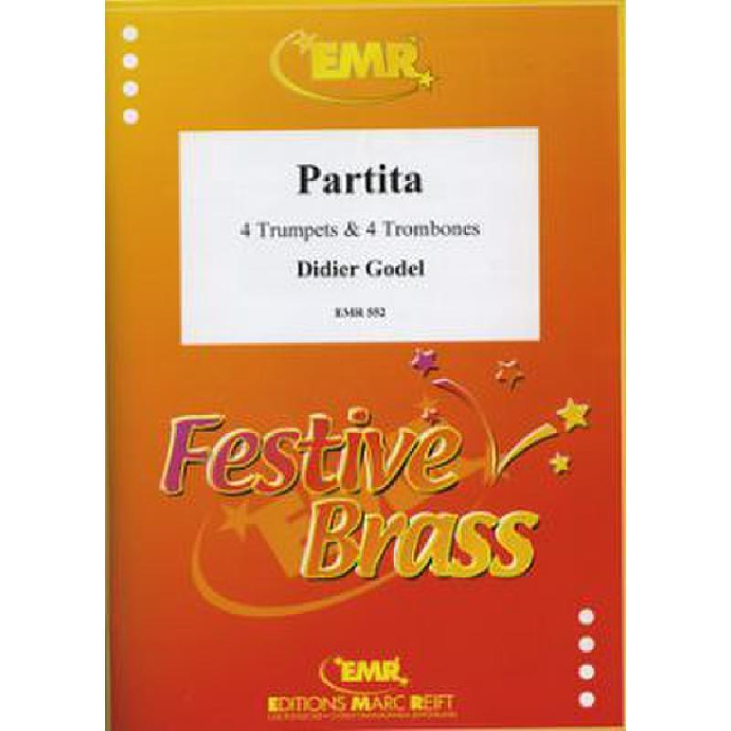 Titelbild für EMR 552 - PARTITA
