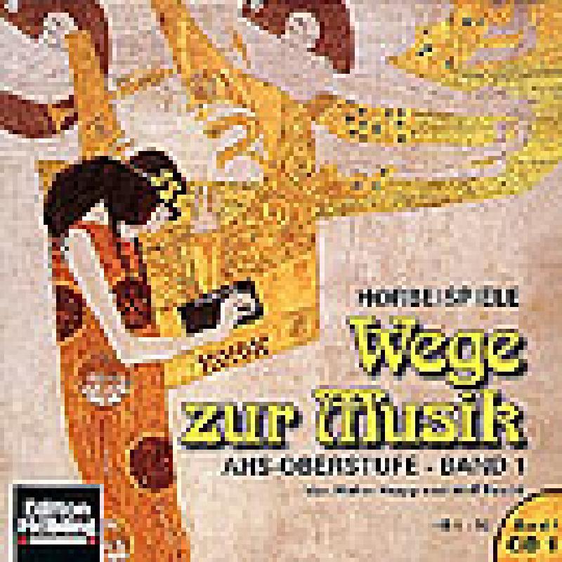 Titelbild für HELBL -A4260CD - WEGE ZUR MUSIK 1