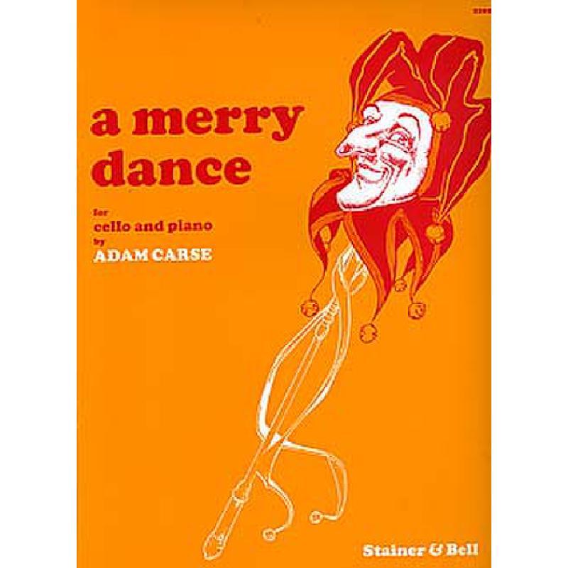 Titelbild für STAINER 2202 - A MERRY DANCE