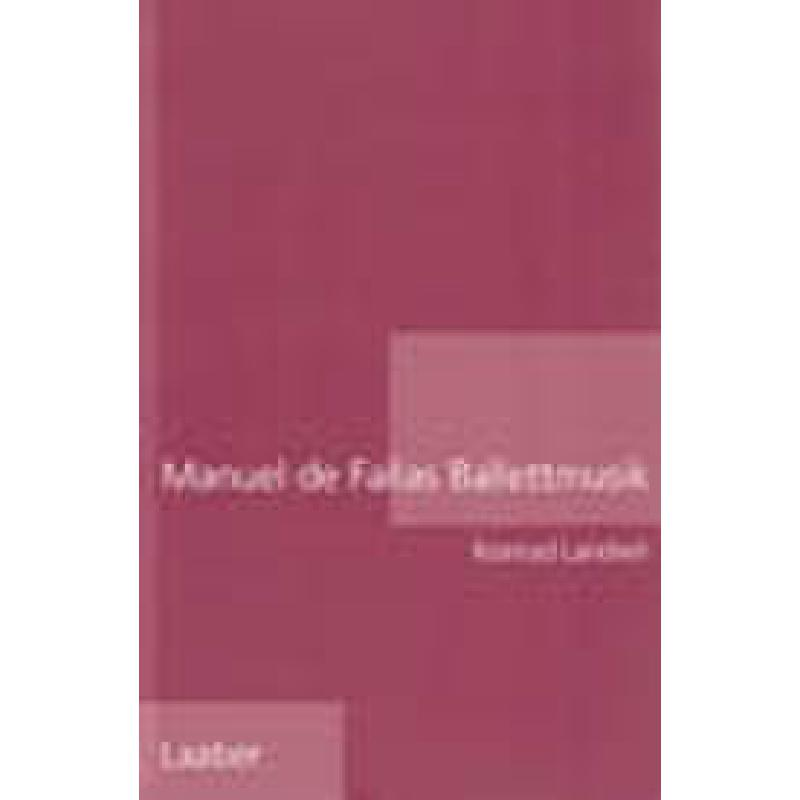 Titelbild für LAABER 1152 - MANUEL DE FALLAS BALLETTMUSIK