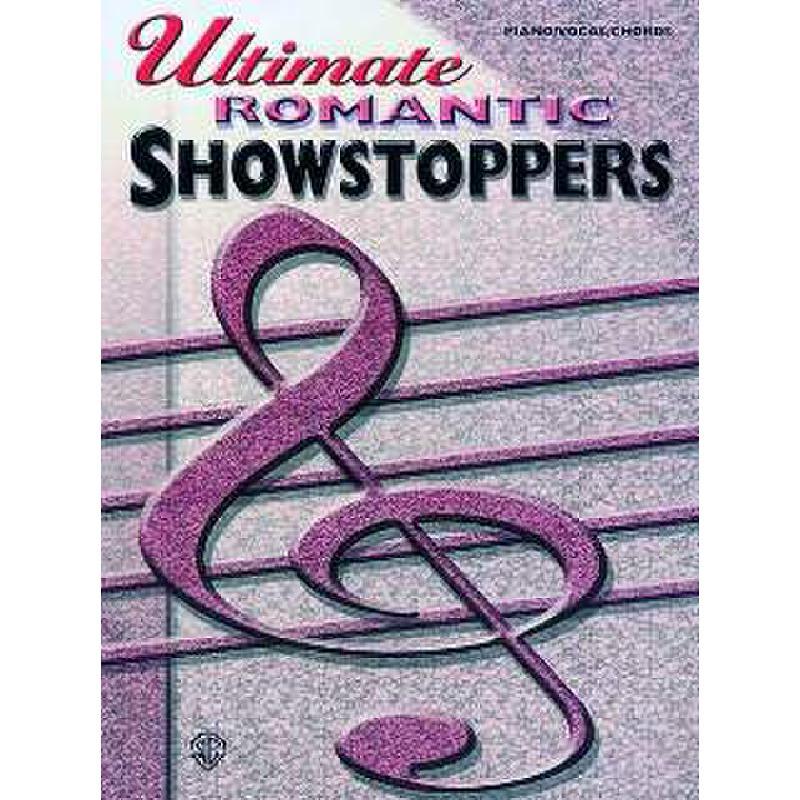 Titelbild für MFM 0212 - ULTIMATE ROMANTIC SHOWSTOPPERS