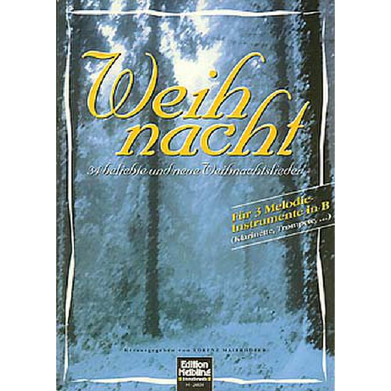 Titelbild für HELBL -I4824 - WEIHNACHT