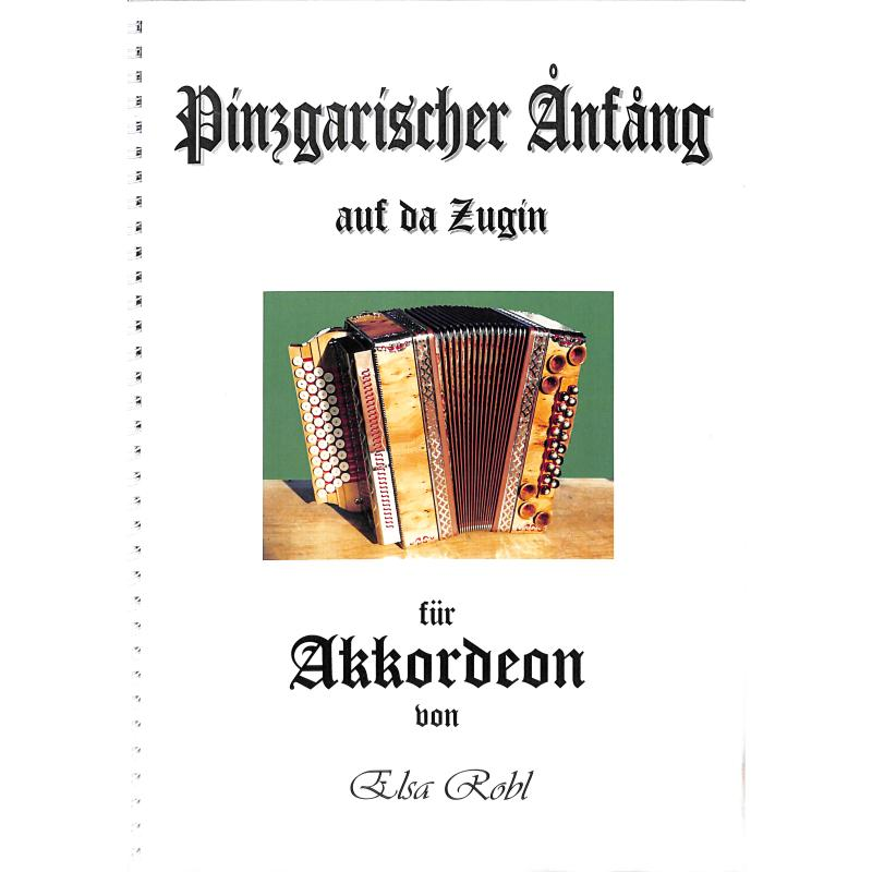 Titelbild für ROBL 100-AKK - PINZGARISCHER ANFANG AUF DA ZUGIN