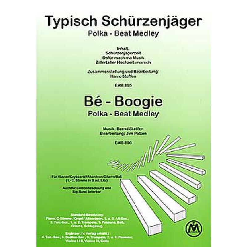 Titelbild für METEMB 895-896 - Typisch Schürzenjäger + Be Boogie