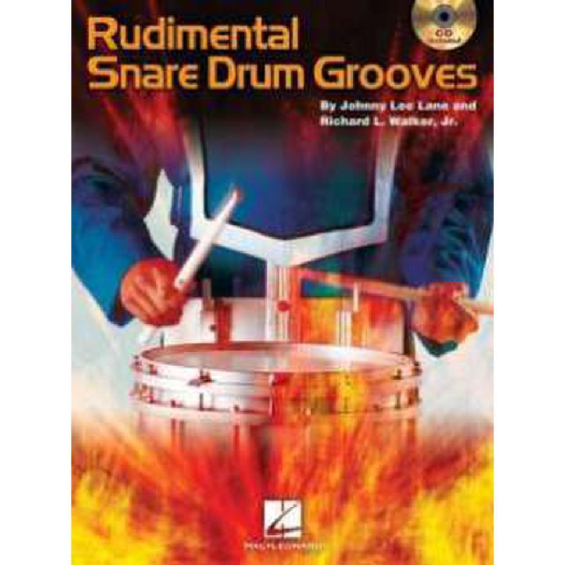 Titelbild für HL 6620126 - RUDIMENTAL SNARE DRUM GROOVES