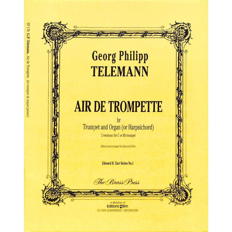 Titelbild für BIM -TP178 - AIR DE TROMPETTE