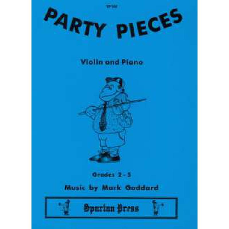 Titelbild für SPARTAN 181 - PARTY PIECES