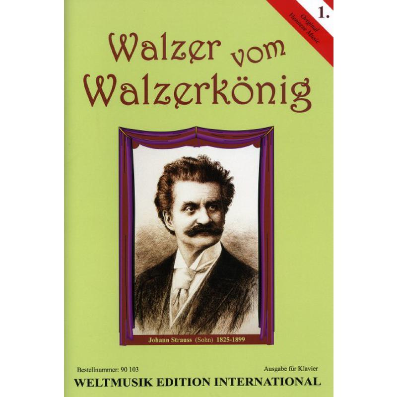 Titelbild für WM 90103 - Walzer vom Walzerkönig 1