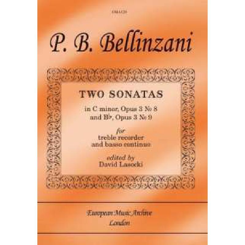 Titelbild für SPARTAN -EMA120 - 2 SONATEN