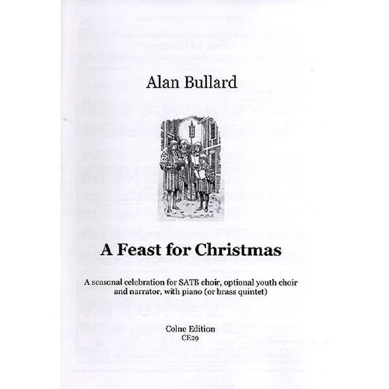 Titelbild für COLNE 29 - A FEAST FOR CHRISTMAS