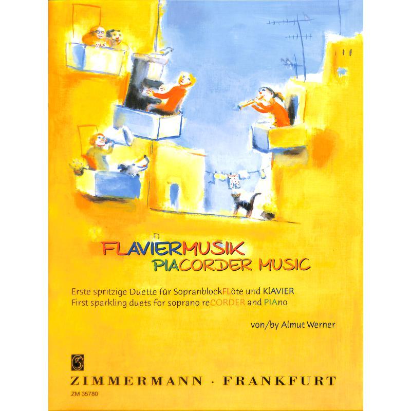Produktinformationen zu FLAVIERMUSIK PIACORDER MUSIC ZM 35780