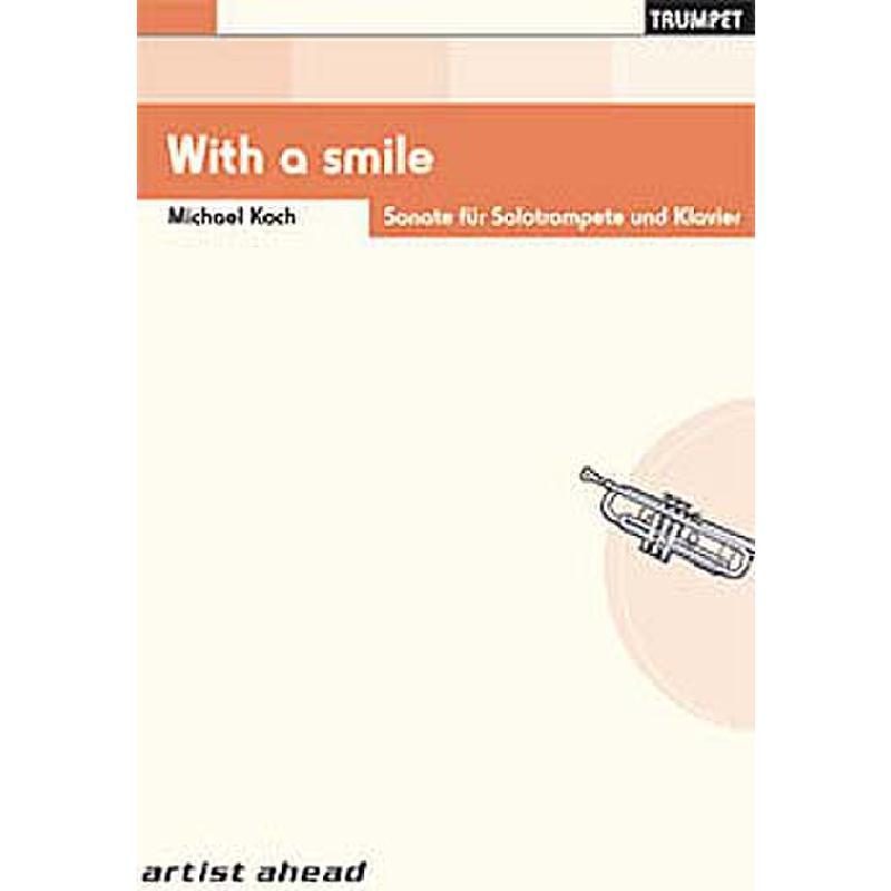 Titelbild für AA 1102-003 - WITH A SMILE - SONATE